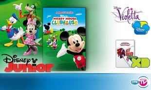 """""""Μίσκα, Μούσκα, ΜίκυυυυΜάους"""" και ξεκινάμε! O OTE TV φέρνει το DisneyChannel στο σπίτι μας!"""