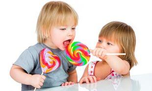 Πόσα γλυκά μπορεί να φάει ένα παιδί;
