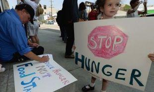 Το 20% των παιδιών στη Νέα Υόρκη υποσιτίζεται! Στα όρια της φτώχειας σχεδόν το 50% των κατοίκων