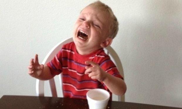 Οι καλύτερες φωτογραφίες - απαντήσεις στο ερώτημα «Μάντεψε γιατί κλαίει το παιδί μου»