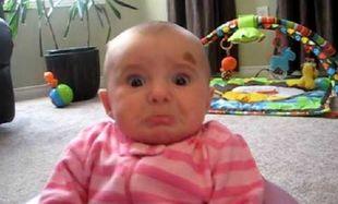 Mε τι τρομάζει ένα μωρό; Δείτε το απίστευτο βίντεο με τα 30 εκατ. κλικ στο youtube!