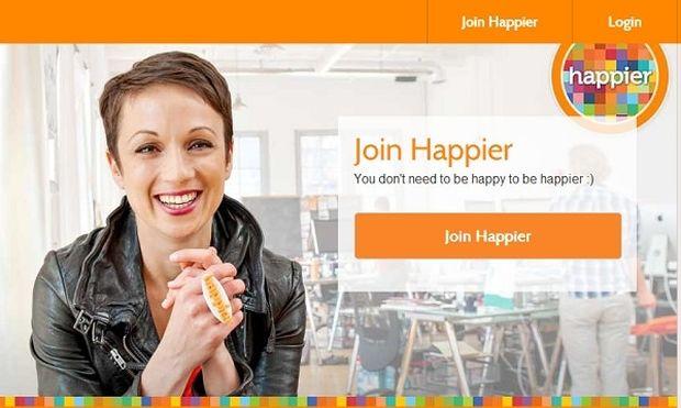 Αντίο facebook! Ηρθε το Happier που θα μας κάνει να χαμογελάσουμε!