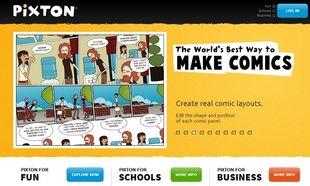 Θέλει το παιδί σας να φτιάξει το δικό του κόμικ; Τώρα μπορεί online και δωρεάν