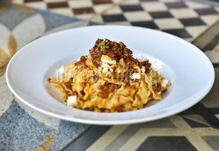 Συνταγή από τον Γιώργο Γεράρδο για την πιο νόστιμη μακαρονάδα με κιμά