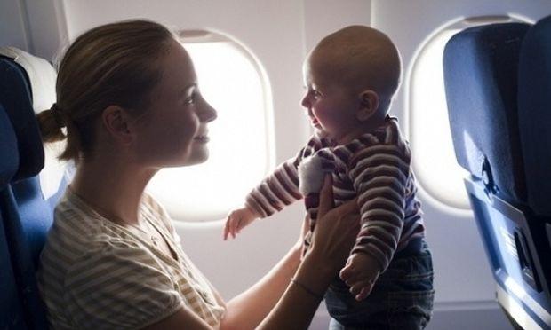 Ταξίδι με αεροπλάνο! Τι πρέπει να έχω μαζί μου όταν ταξιδεύω με το παιδάκι μου
