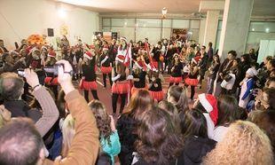 Φωτογραφίες και εντυπώσεις από το Christmas Kids Festival 2013 που διοργανώθηκε από την «Κορυφογραμμή»