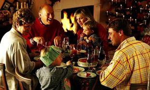 Χοληστερίνη και γιορτινό τραπέζι! Ποιες τροφές μπορούμε να φάμε και ποιες όχι!