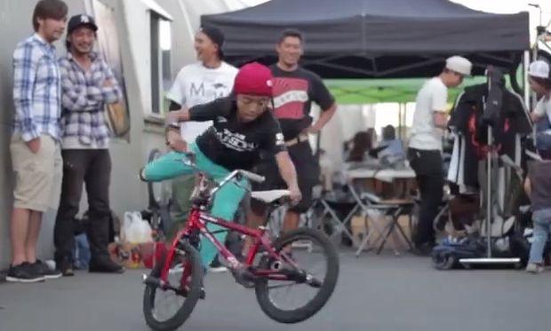 Δείτε το απίστευτο βίντεο με τα πιο εξτρίμ παιδιά αθλητές