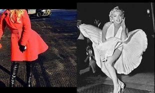 Kάντο όπως η Μέριλιν! Ποια διάσημη μαμά μιμείται την θρυλική σταρ; (εικόνα)