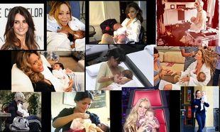Διάσημες μαμάδες αποθεώνουν το δημόσιο θηλασμό! Οι δηλώσεις που συζητήθηκαν! (εικόνες)