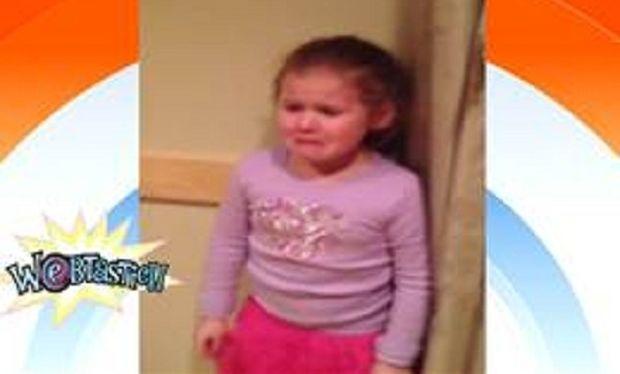 Απίστευτο: Δείτε πώς αντιδρά ένα κοριτσάκι όταν μαθαίνει ότι θα αποκτήσει αδελφό! (βίντεο)