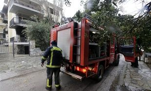 Εξιτήριο για το 10χρονο αγοράκι που σώθηκε από την χθεσινή πυρκαγιά στη Θεσσαλονίκη