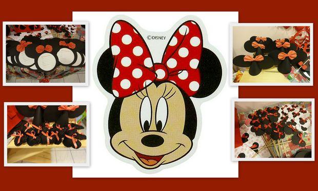 Φτιάξτο μόνη σου! Eτοιμάζουμε θεματικό πάρτι Minnie Mouse!