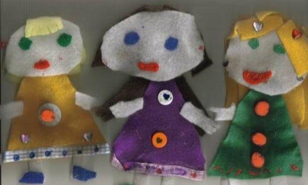 Η 11χρονη Αθηνά χάρισε τις χειροποίητες κούκλες της στο «Χαμόγελο του Παιδιού» - Διαβάστε τι υπέροχο γράμμα της