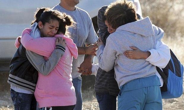 Παρ' ολίγον μακελειό σε σχολείο! Μαθητής άνοιξε πυρ με καραμπίνα - Βαριά τραυματισμένα δυο παιδιά (εικόνες)