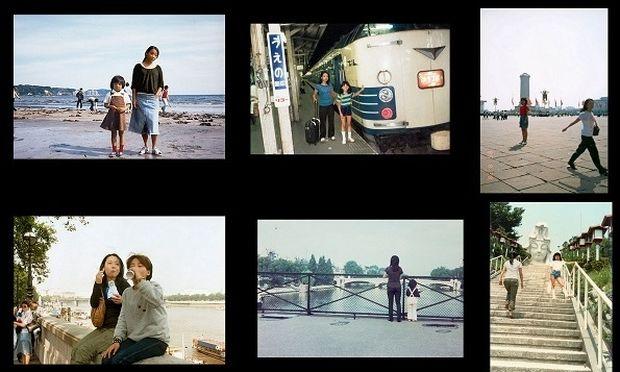 Eνα μοναδικό project! Φωτογραφίζεται στα ίδια μέρη που είχε φωτογραφηθεί όταν ήταν παιδί (εικόνες)