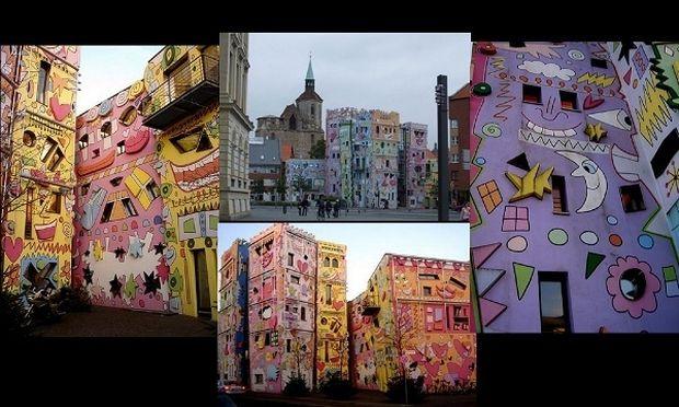 Αυτό είναι το ονειρεμένο σπίτι για κάθε μικρό παιδί! (εικόνες)