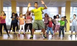 Η πιο γλυκιά τάξη ζούμπα αποτελείται από παιδιά δημοτικού! (βίντεο)