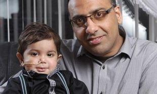 Πατέρας έγινε δότης για το παιδί του και το έσωσε!