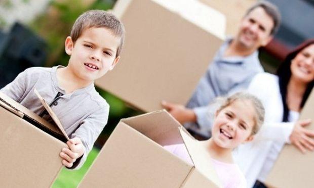 Μετακόμιση σε νέο σπίτι-Πώς θα βοηθήσουμε το παιδί μας να προσαρμοστεί εύκολα