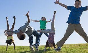 Ενας κόσμος για τα παιδιά μας! Παραμύθια, χρώματα, δράσεις, μουσικές! Ολα τα έχει η εβδομάδα που έρχεται!
