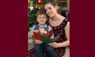 Tα γράμματα αγάπης μιας μητέρας για τον γιο της, όταν η ίδια δε θα μπορεί πια να είναι μαζί του..  (εικόνες)