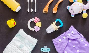 Πράγματα που δεν χρειάζεται το νεογέννητο μωρό (pics)
