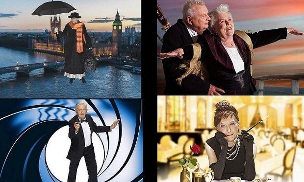 Όταν η γιαγιά κι ο παππούς…παίζουν! (εικόνες)