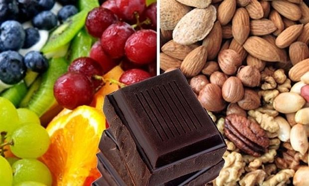 Αυτές είναι οι τροφές που σας δίνουν ενέργεια!