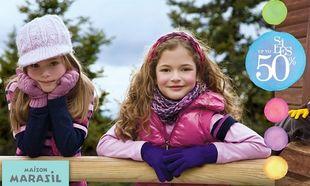 Κάντε το πιο κομψό δώρο στο παιδί σας από τη MARASIL με έκπτωση έως 50%