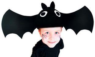Φτιάχνουμε αποκριάτικο καπέλο Μπάτμαν για τους μικρούς μας ήρωες