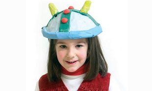 Φτιάχνουμε το πιο καταπληκτικό αποκριάτικο καπέλο Βίκινγκ