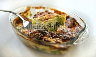 Συνταγή από τον Γιώργο Γεράρδο για μπρόκολο στο φούρνο με γιαούρτι και γραβιέρα!