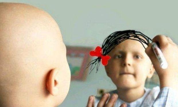 15 Φεβρουαρίου - Παγκόσμια ημέρα κατά του παιδικού καρκίνου