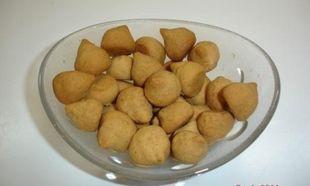 Συνταγή για αλμυρά σνακς φουντουκιών