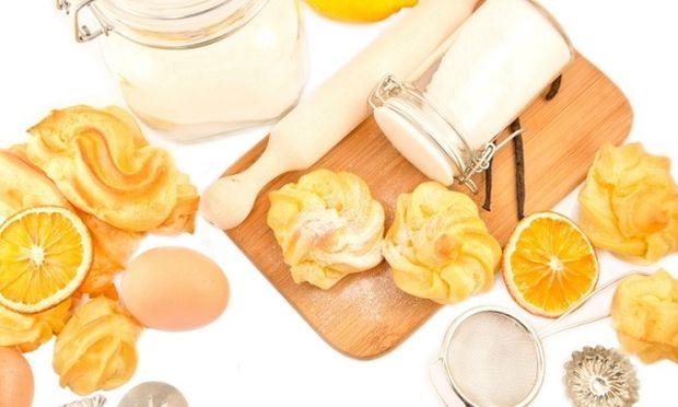 Συνταγή για αφράτα κουλουράκια πορτοκαλιού