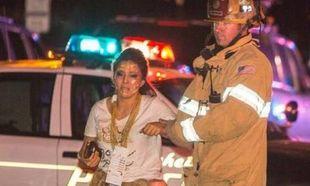 25 τραυματίες από κατάρρευση σκηνής σε σχολείο