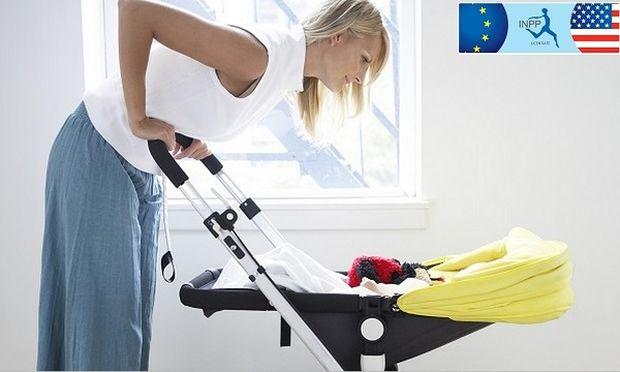 Η υπερβολική χρήση καροτσιού και παιδικού καθίσματος βλάπτει την ανάπτυξη των παιδιών