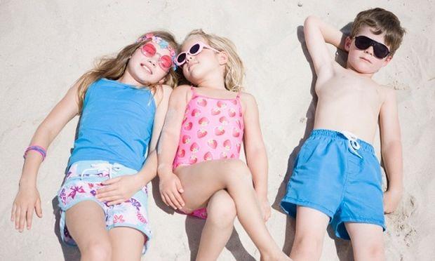 Προστατέψτε τα μάτια των παιδιών σας με τα κατάλληλα γυαλιά ηλίου