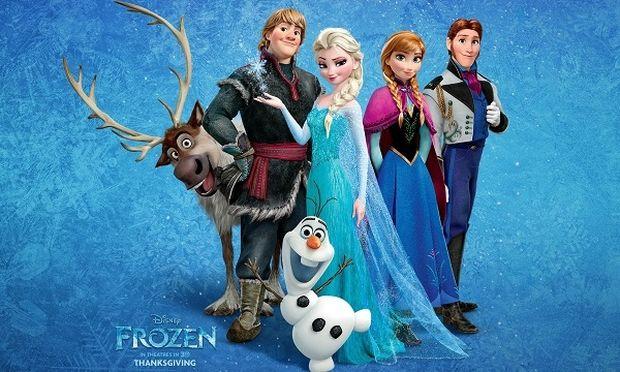 Φανταστικοί γονείς τραγουδούν το Frozen και το κοριτσάκι τους δε τους δίνει σημασία (βίντεο)