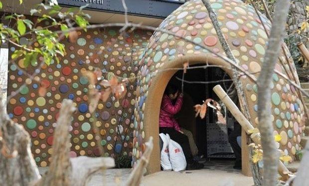 Ένα ζαχαροπλαστείο βγαλμένο από παραμύθι μόνο για παιδιά! (εικόνες)