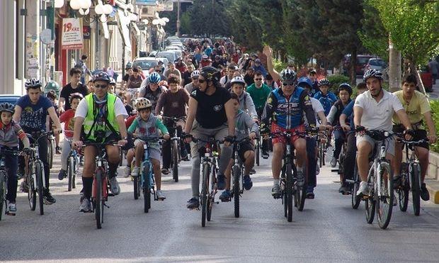 Τρίτη ποδηλατική βόλτα για μικρούς και μεγάλους από τον δήμο Νέας Ιωνίας
