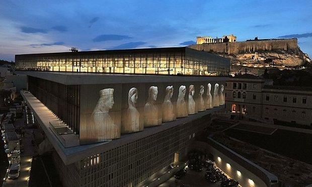 25η Μαρτίου με δωρεάν είσοδο και ξενάγηση στο μουσείο της Ακρόπολης!