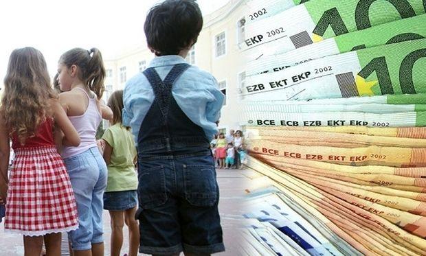 Κοινωνικό μέρισμα: 800 ευρώ το εφάπαξ επίδομα για οικογένεια με 2 παιδιά