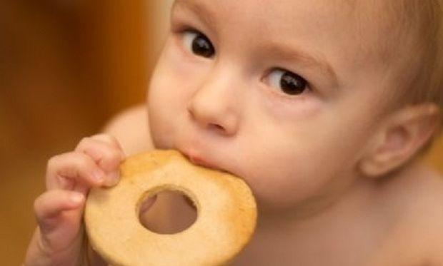 Συνταγή για μπισκότα οδοντοφυΐας για μωρά!