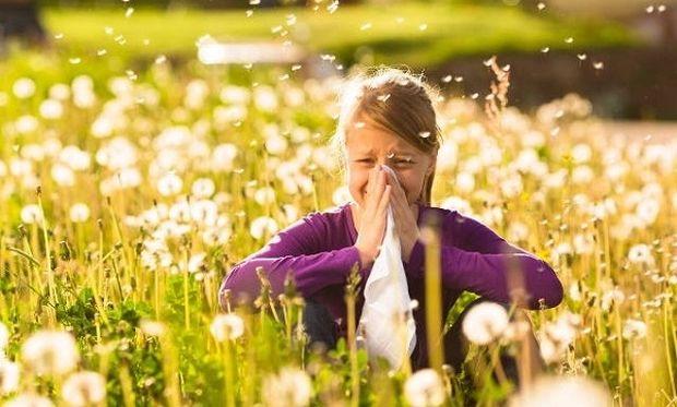 Οι αλλεργίες της Άνοιξης στα παιδιά-Όλα όσα πρέπει να γνωρίζουμε