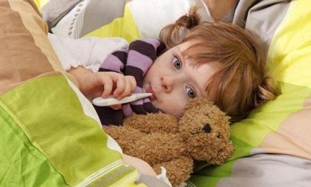 Το παιδί μου έχει ιλαρά. Τι να κάνω;
