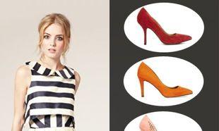 Γίνομαι νονά το Πάσχα. Με τι παπούτσια να συνδυάσω το ασπρόμαυρο φόρεμά μου;