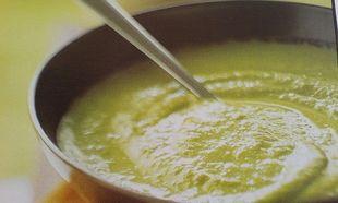 Συνταγή για παιδική σουπίτσα με αρακά!