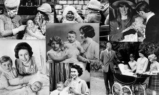 Τα μωρά του θρόνου! Σπάνιες φωτογραφίες από τον οίκο των Τυδώρ!